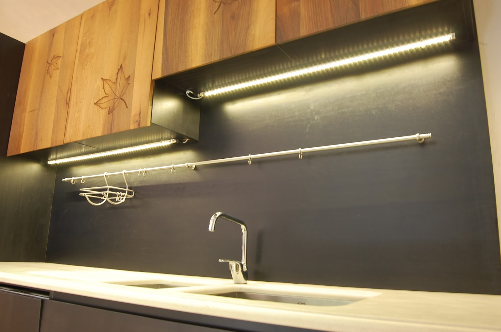 Awesome Illuminazione Sottopensile Cucina Gallery - Ridgewayng.com ...