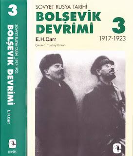 Edward Hallett Carr - Bolşevik Devrimi 3