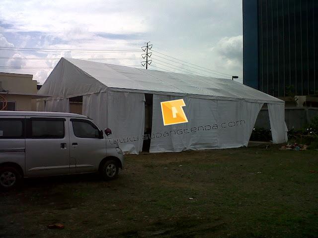 Tenda Roder, Tenda Roder Gudang