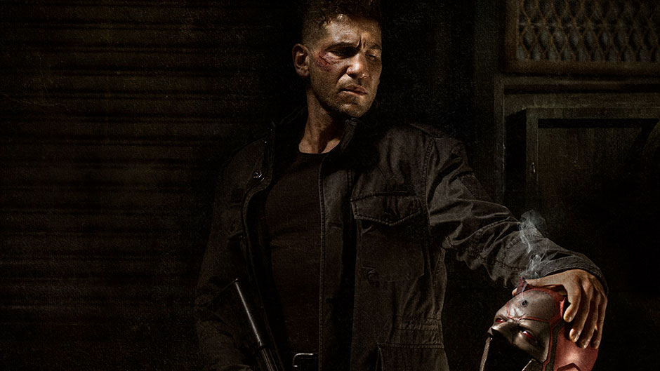 The Punisher: Marvel And Netflix Reveal TV Show Premiere Date.