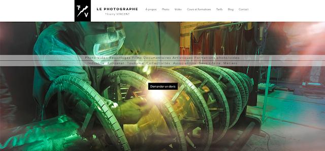 Nouveau site www.thierryvincent.com