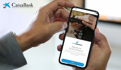 CaixaBank - Social Commerce