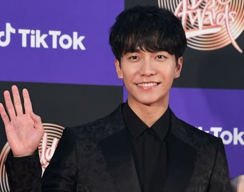 Lee Seung Gi's agency updates on malicious comments complaint