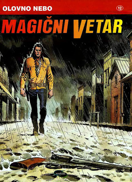 Olovno nebo (SC) - Magicni Vetar