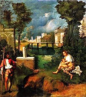 Arte Y Antigüedades Muebles Antiguos Y Decoración Espejo Pintura Venecia Cuadro Deco Marco Oro Demand Exceeding Supply
