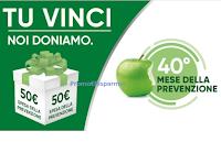 """Concorso Mentadent """"40° Mese della Prevenzione Dentale"""" : vinci 360 Kit Prevenzione"""