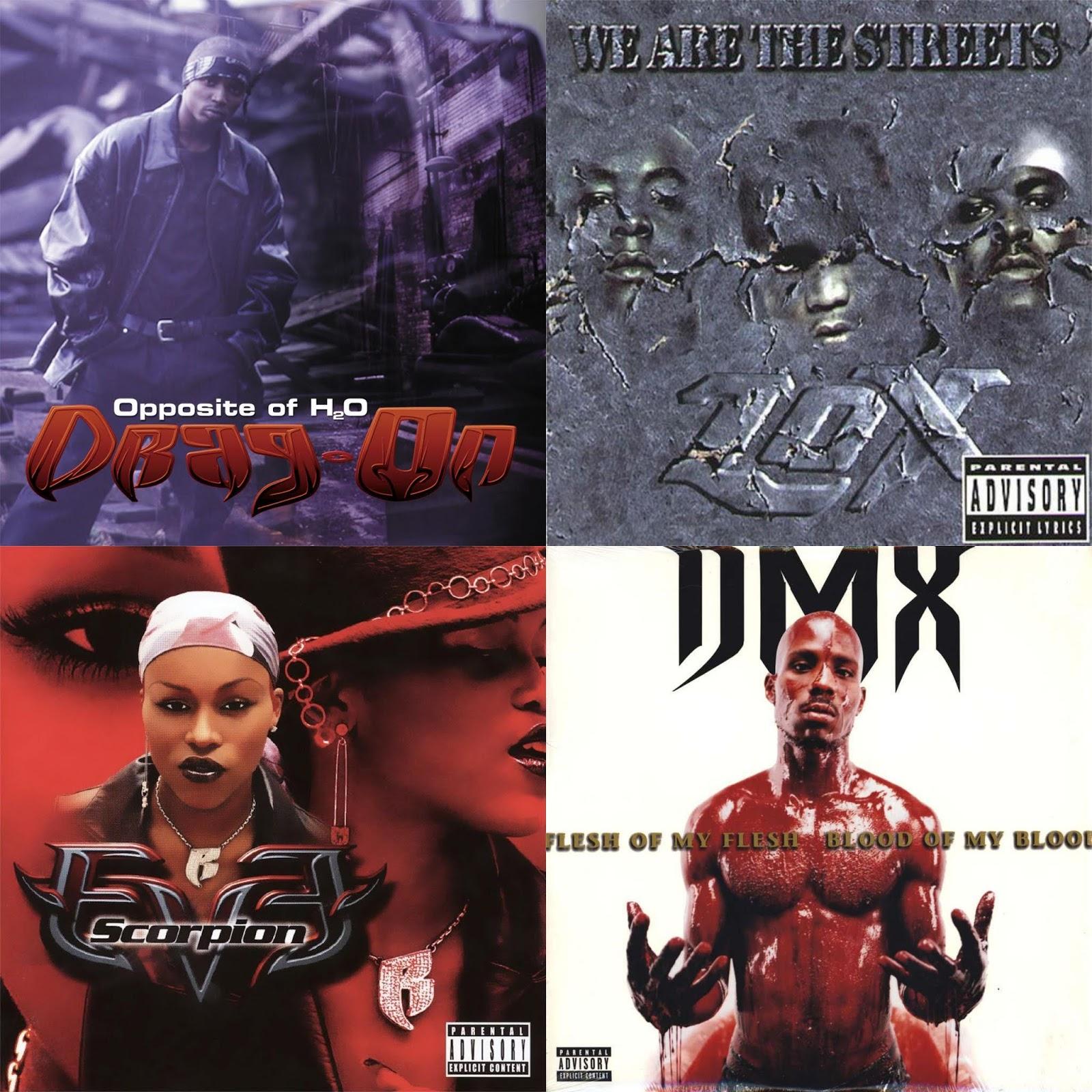 DAR Hip Hop: The Greatest Ruff Ryders Artists
