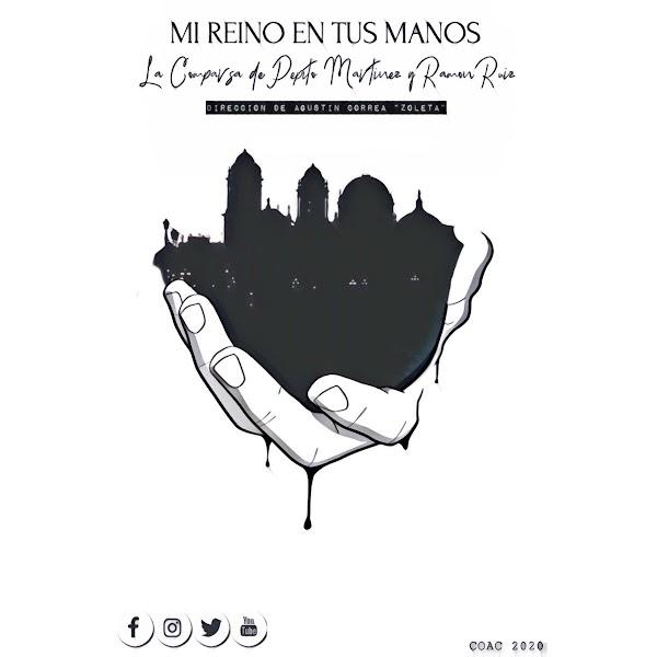 """La comparsa de Pepito Martínez, este pasado concurso, """"Músicos sin Fronteras"""" serán para el Carnaval 2020, """"Mi Reino en Tus Manos"""""""