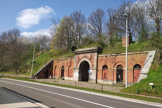 Diest Walking Tour of Historic Centre Schaffense Poort