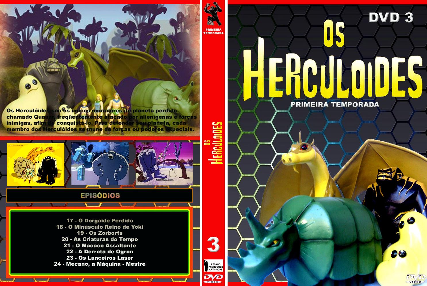 OS HERCULOIDES BAIXAR DVD