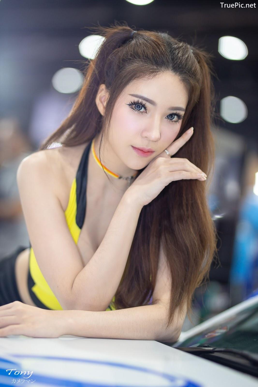 Image-Thailand-Hot-Model-Thai-Racing-Girl-At-Bangkok-Auto-Salon-2019-TruePic.net- Picture-1
