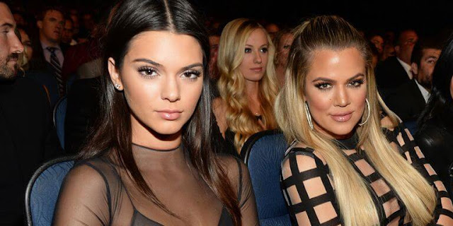 Kendall Jenner and Khloe Kardashian Are Vacation Together with Their Boyfriends