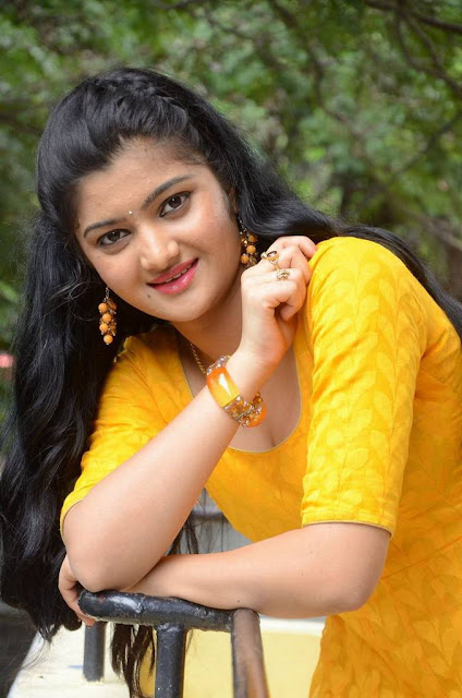 Akshitha At Telugu Movie Audio Launch Stills Navel Queens