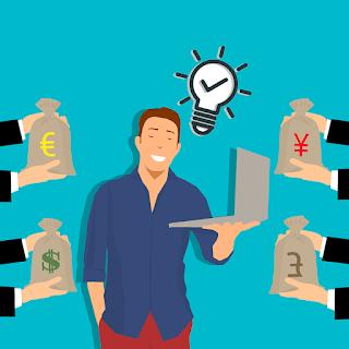 14 Cara Mendapatkan Uang Dari Blog