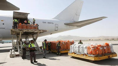 Kabul and Mumbai Linked with Second Air Corridor
