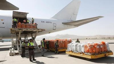 Kabul and Mumbai Linked with Second Air Corridor