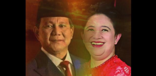 Tokoh yang Terpilih, Prabowo-Puan Cocok Berpasangan Di 2024