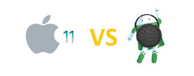 Perbandingan IOS 11,3 vs. Android Oreo: Siapa yang Menang?