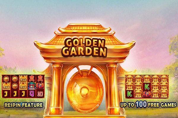 ULASAN SLOT SKYWIND GOLDEN GARDEN