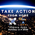 "Here's Another Thing  to ""Take Action"" from home with NASA"