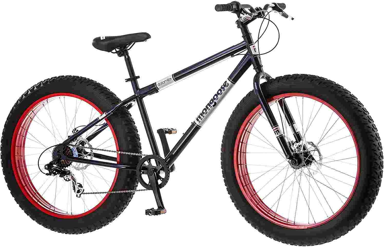 Mongoose dolomite fat tire bike