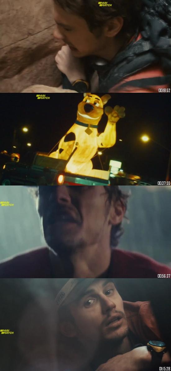 127 Hours 2010 BRRip 720p 480p Dual Audio Hindi English Full Movie Download