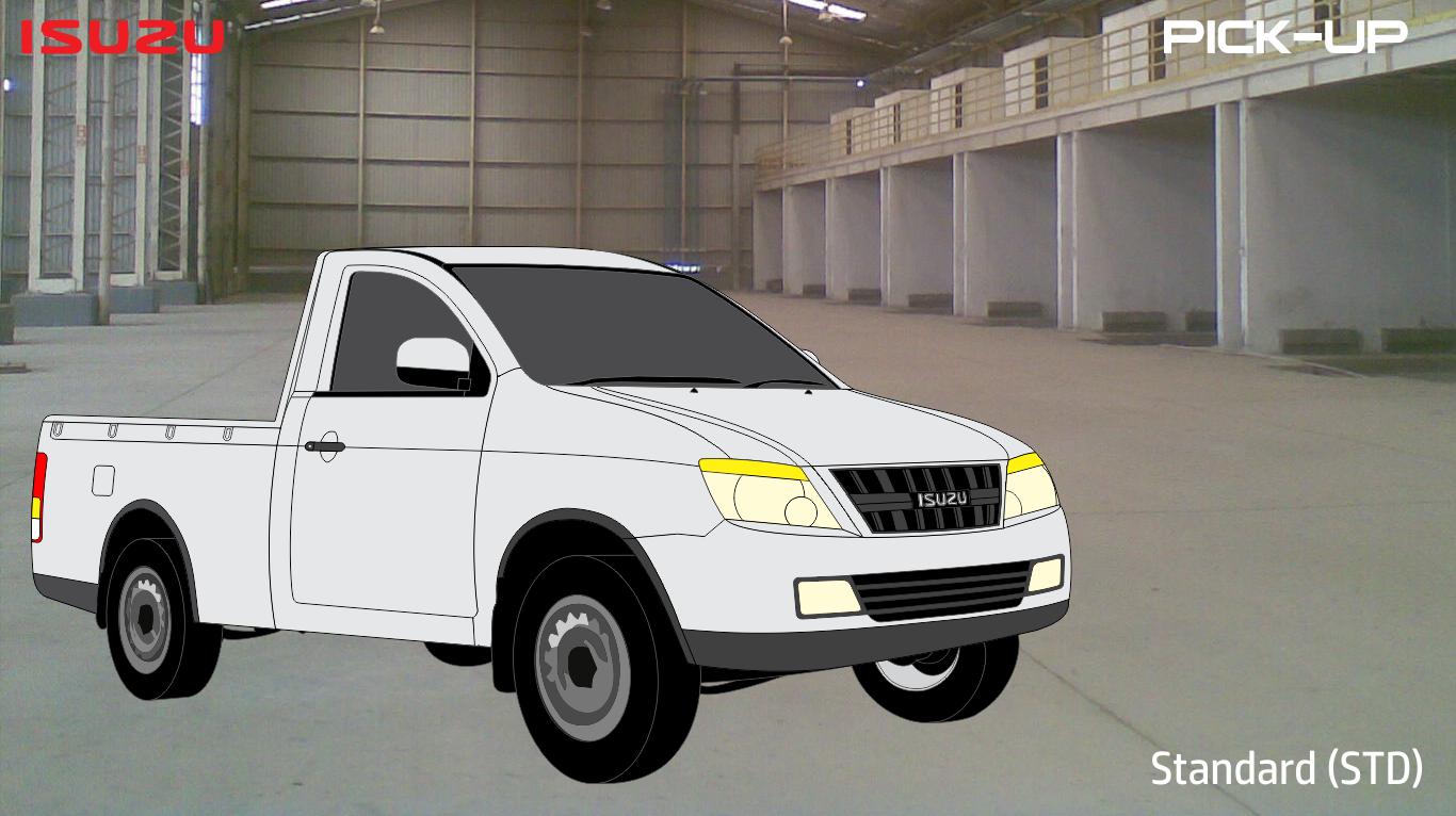 Download Koleksi 58 Modifikasi Mobil Kijang Kotak Pick Up