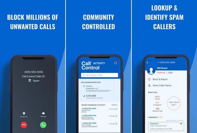 أفضل تطبيق حظر المكالمات للايفون