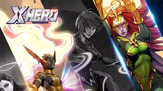 X-HERO: Idle Avengers Gameplay 3