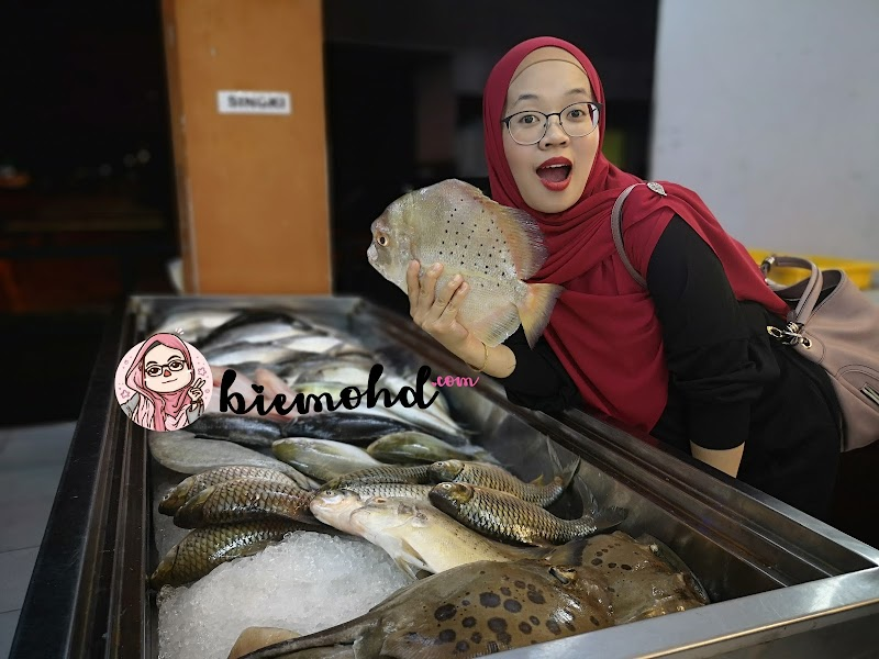 Restoran SISIK Ikan Bakar Terbaik Klang