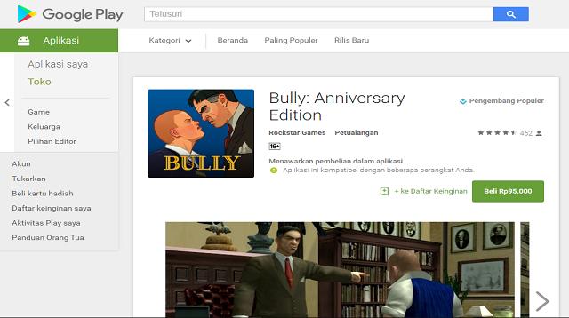 Cara Cheat Bully Android