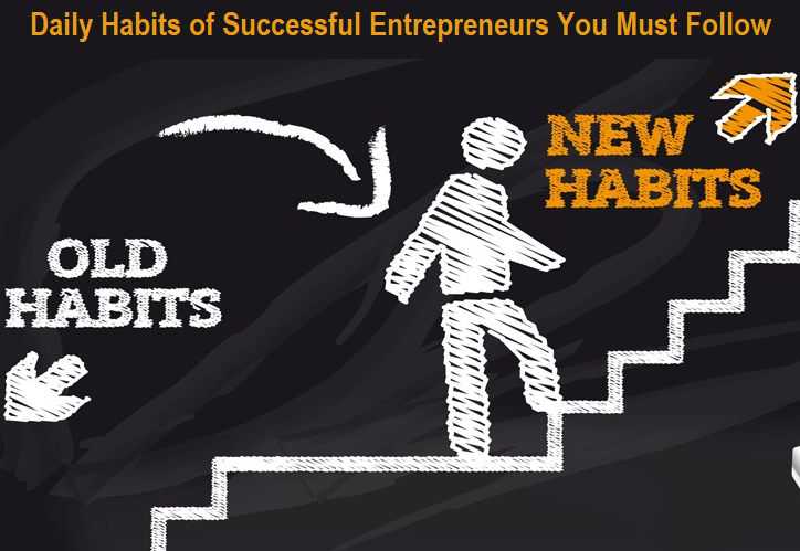 Daily Habits of Successful Entrepreneurs