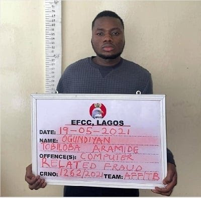 'Yahoo Boy' Caught trying to buy N44m Range Rover with Bitcoin