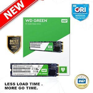 SSD WD Green M.2 2280 480GB - WDC Green M2 480 GB Sata 3