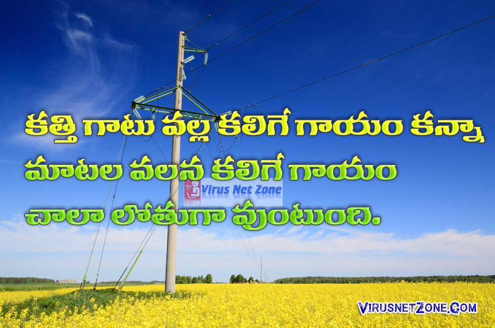 Telugu Quotations Life Wwwpicswecom