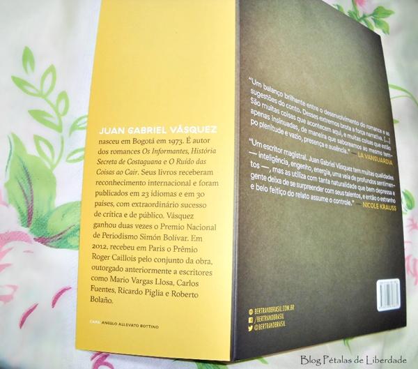 Resenha, livro, As-reputações, Juan-Gabriel-Vásquez, bertrand-brasil,