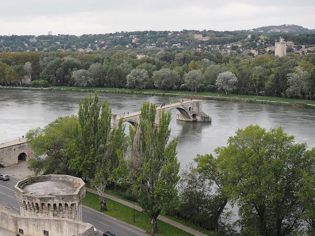 Авиньон – мост (Avignon – bridge)