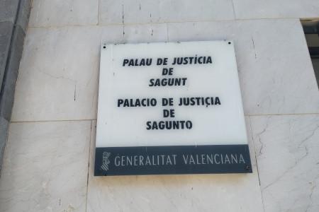 Palacio de Justicia de Sagunto - Juzgados