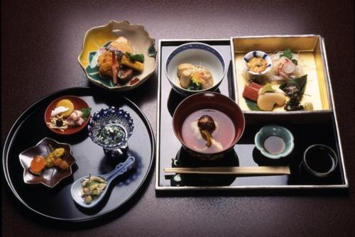 Unique Japan Tours Kyoto Kaiseki Japan Delicious