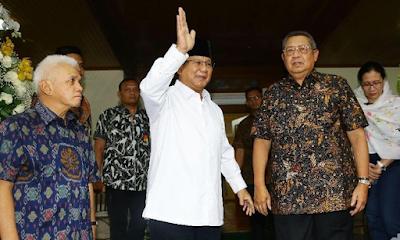 MENGEJUTKAN !! BPN Respons Kekecewaan SBY: Prabowo Tak Bermaksud Politisasi Bu Ani