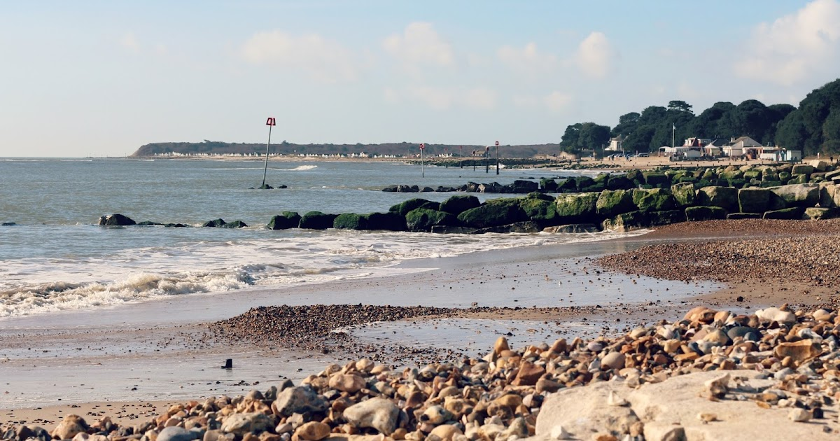 Friars Cliff Beach Huts