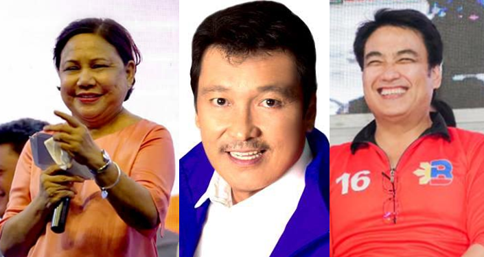 Villar still leading, Revilla and Lapid in Magic 12 of senatorial race