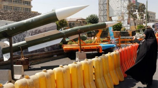poderio militar do Irã