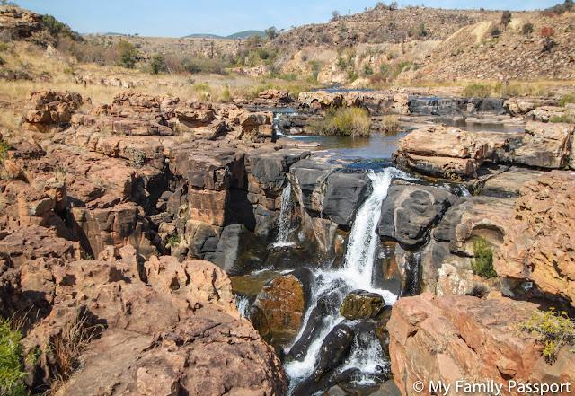 Cañón río Blyde