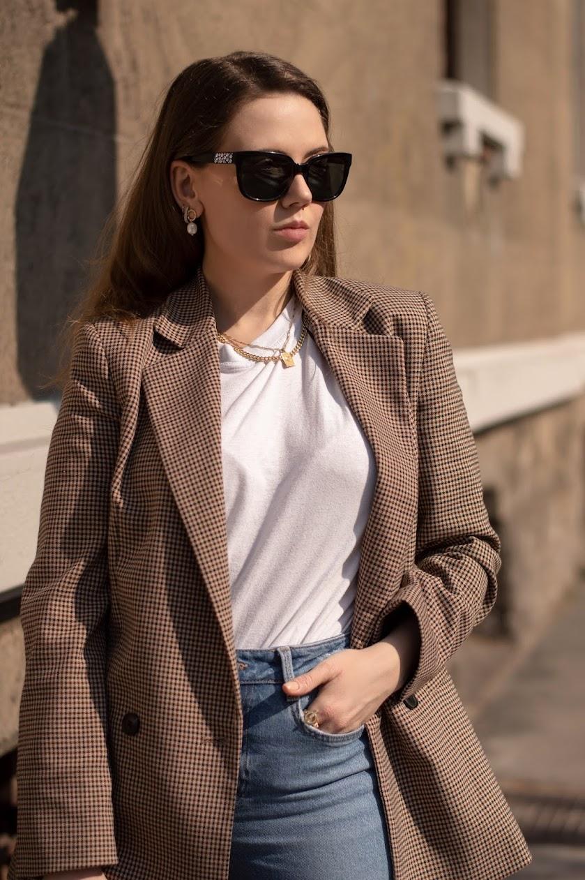 Il blazer è il capo passe-partout dell'autunno 2021.