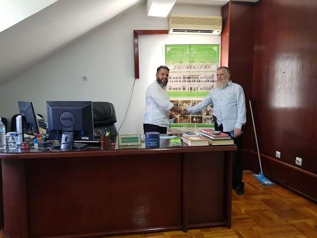 Islamski kulturni centar Podgorica poklonio hiljadu primjeraka Kur'ana za građane New Yorka porijeklom iz Crne Gore