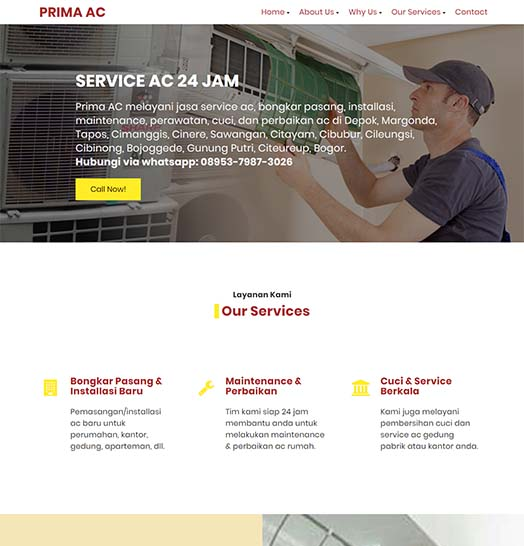 Jasa Website Jakarta