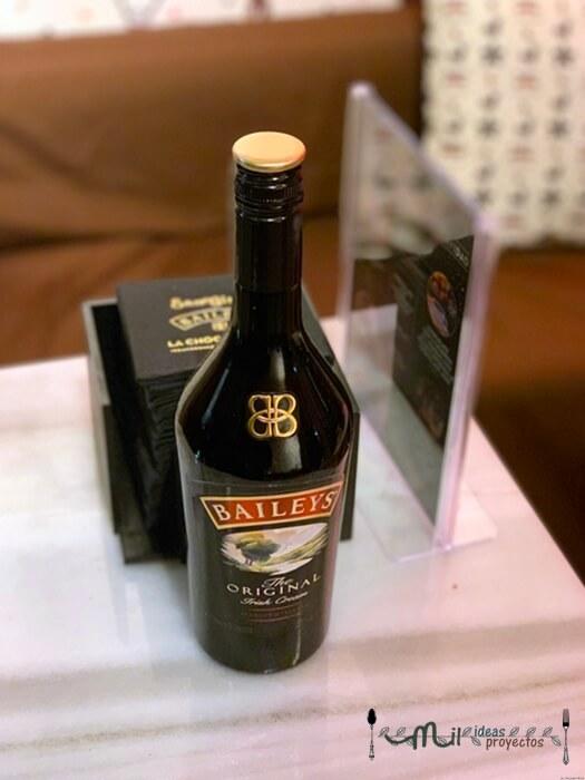 botella de baileys original