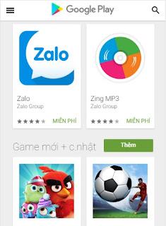 (Ch Play) , tải file cài đặt Cửa Hàng Ch PLay (Google Play Apk) Online về máy 2