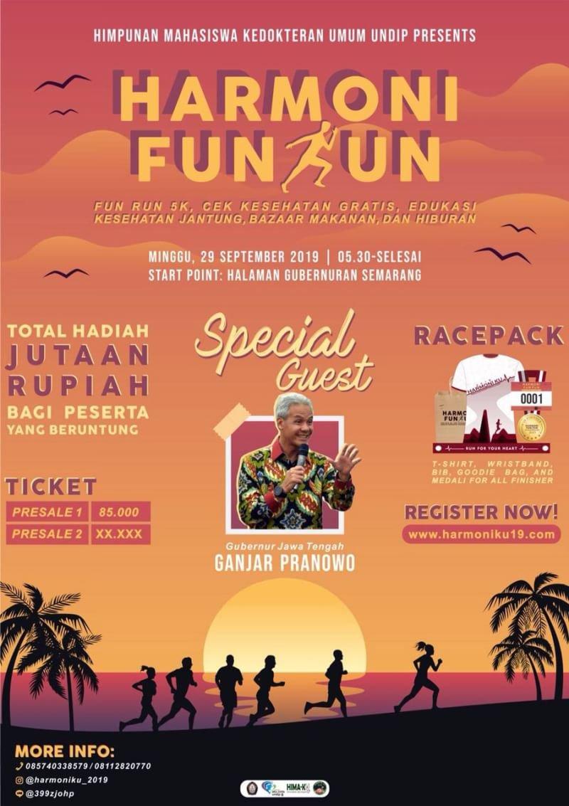 Harmoni Fun Run • 2019